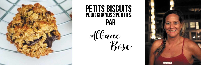 Biscuits par Albane Bosc et Albane par Alex Voyer