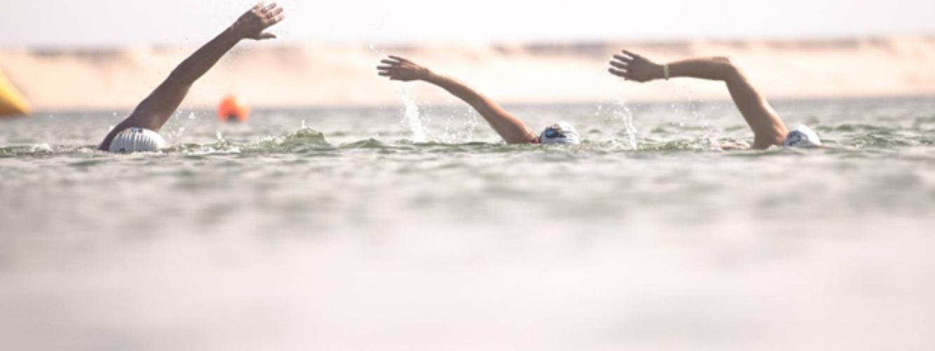 Eau libre - Nage en mer