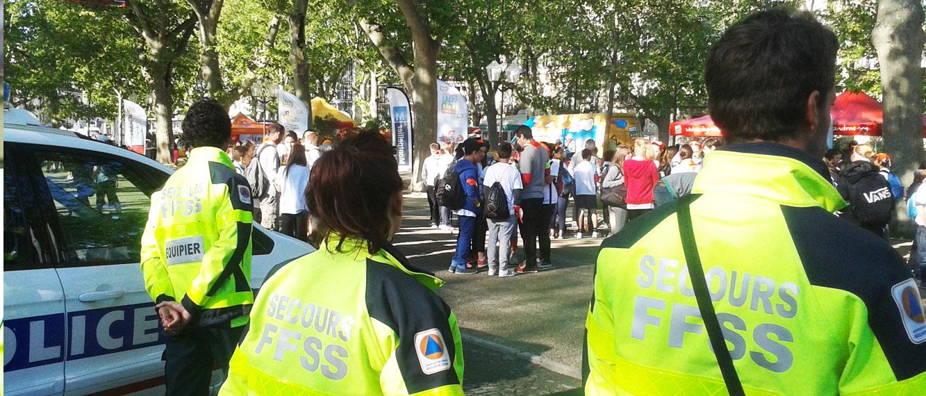 poste de secours Montpellier